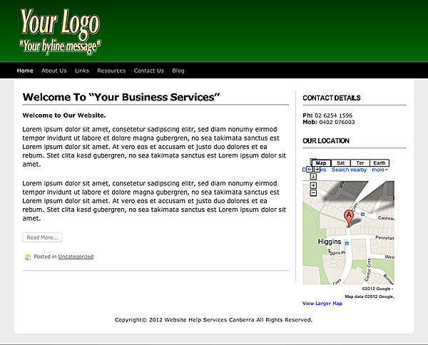 Website Development Packages for Small Business | Moruya